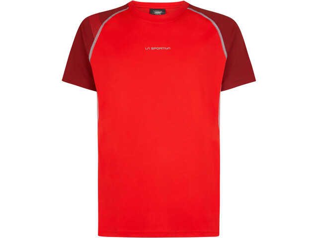 La Sportiva Motion T-shirt manches courtes Homme, rouge